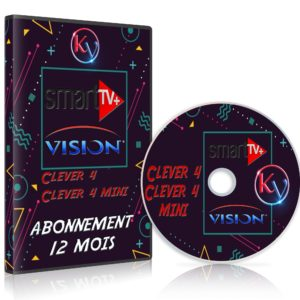 VISION CLEVER 4 / MINI 12MOIS